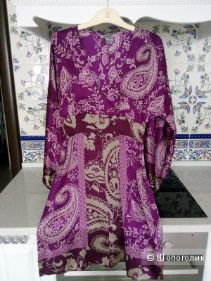 Продам шелковое платье Bandolera