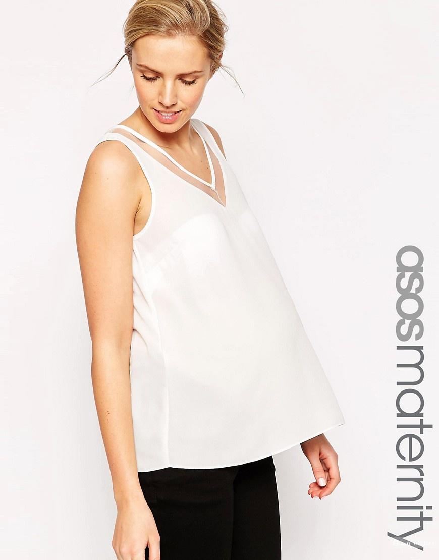 Топ для беременных ASOS Maternity 6 uk