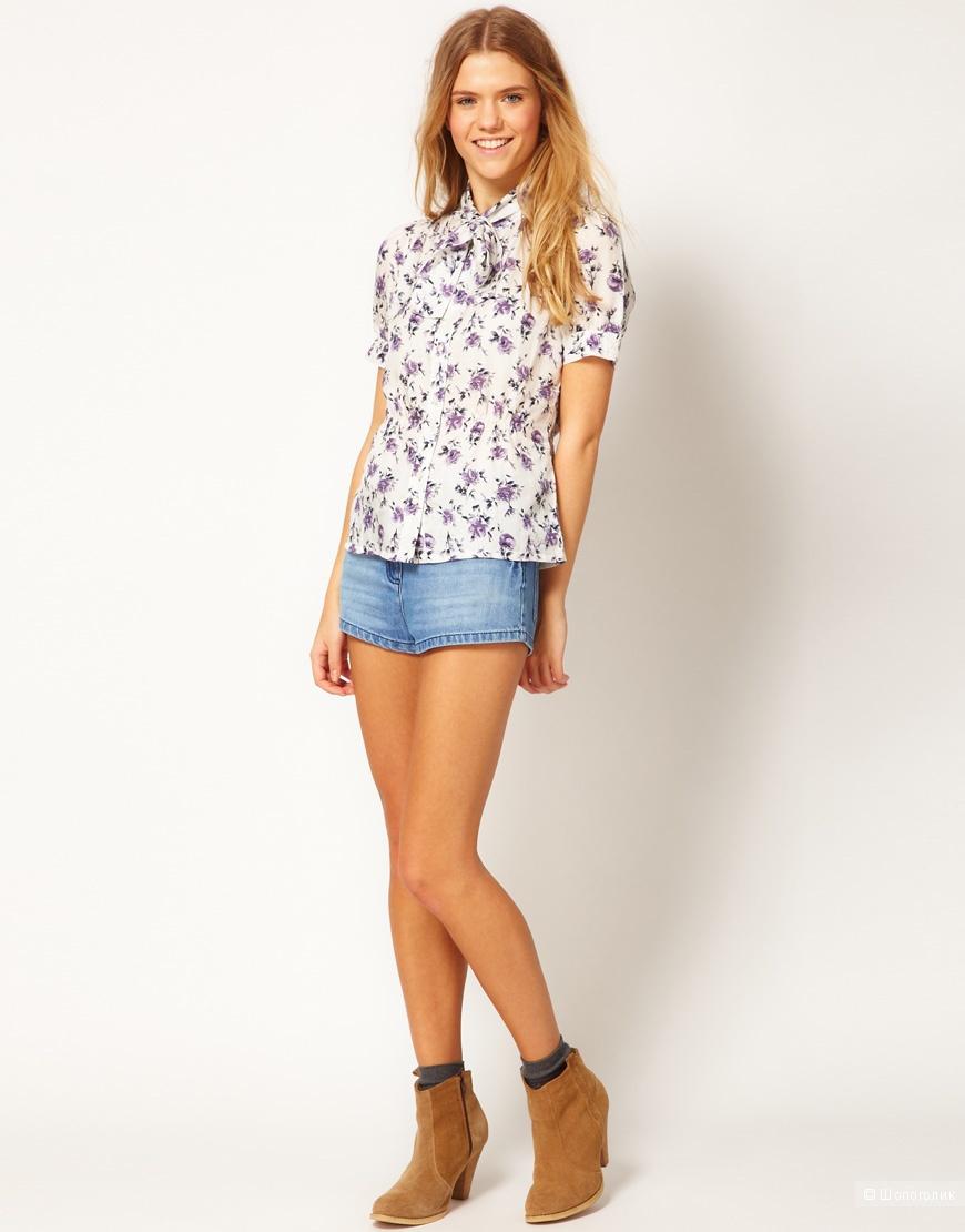 Новая рубашка Pepe Jeans, S.