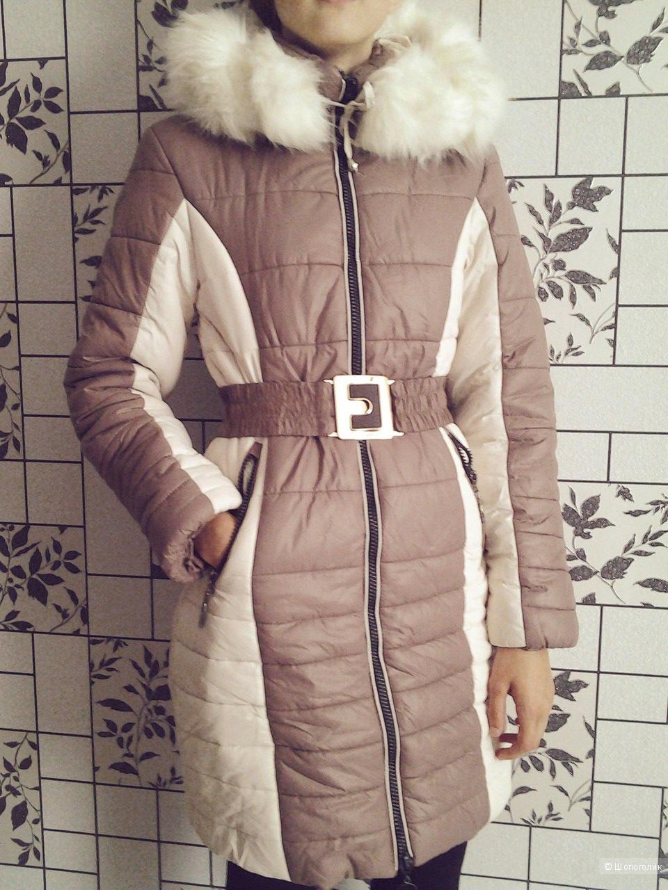Зимнее пальто-пуховик BAON