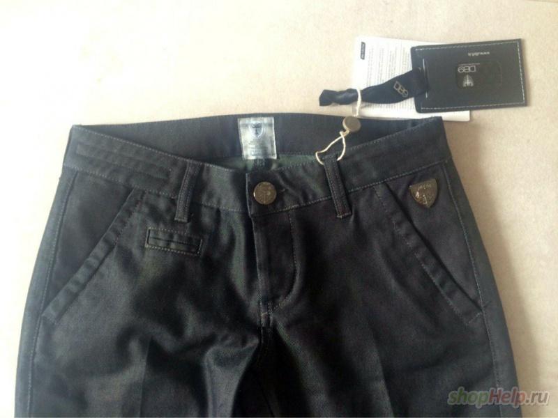 Итальянские джинсы DB9, размер 28