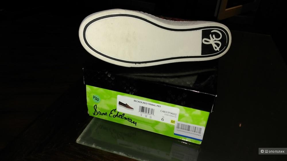 Низкие кеды и кроссовки SAM EDELMAN 36 размер
