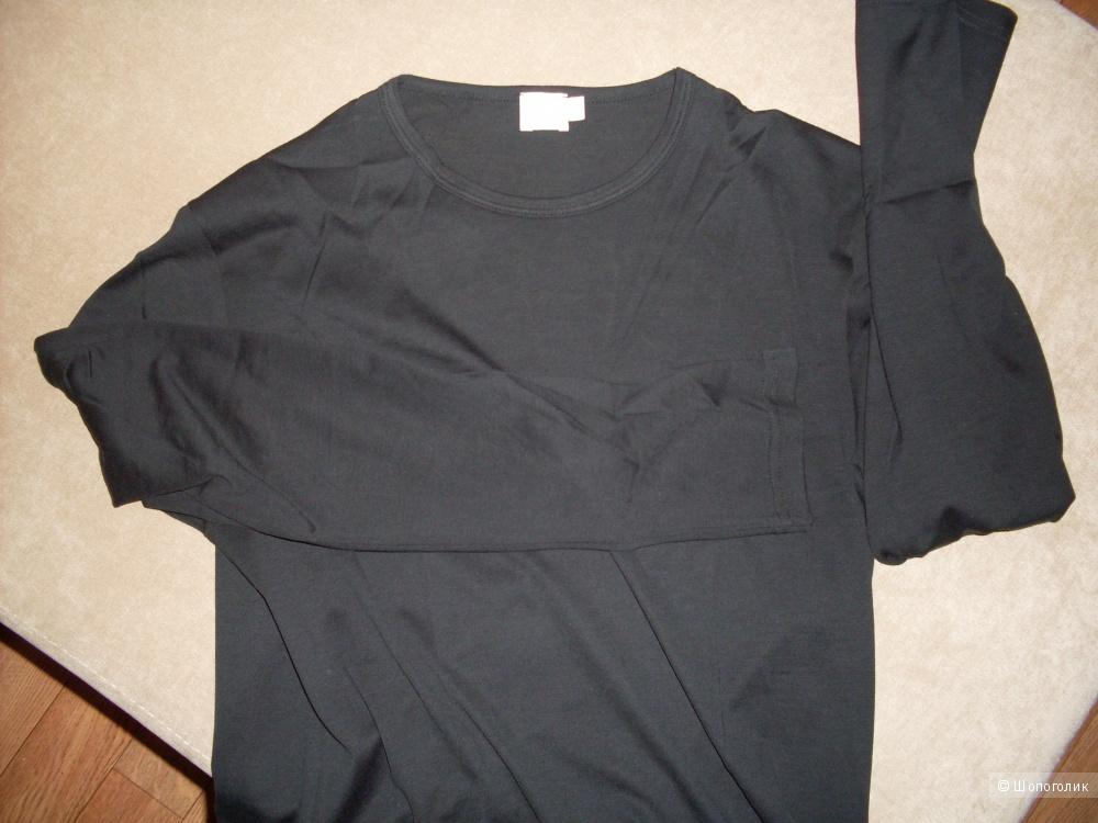 T-shirt Sunspel с длинными рукавами, размер М