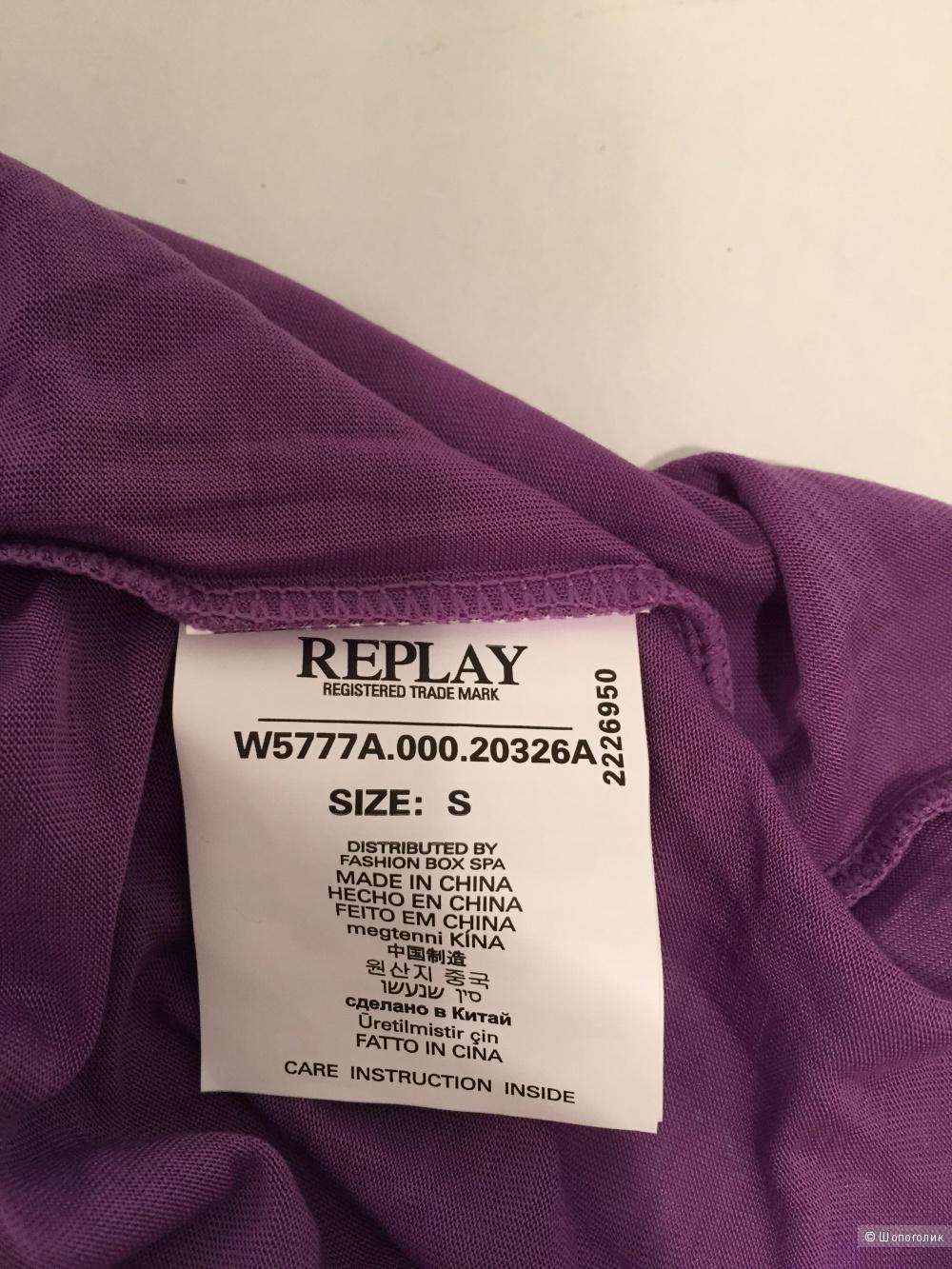 Новая футболка Replay, S