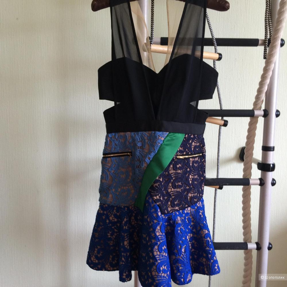 Дизайнерское платье Self-portrait