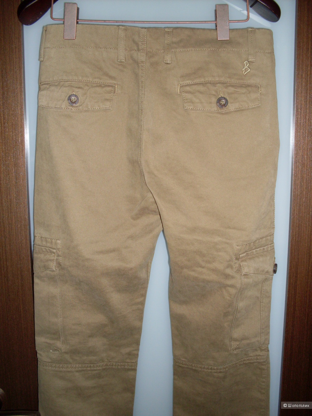 Чиносы Boden Bowmore Cargo Trousers, размер 30L