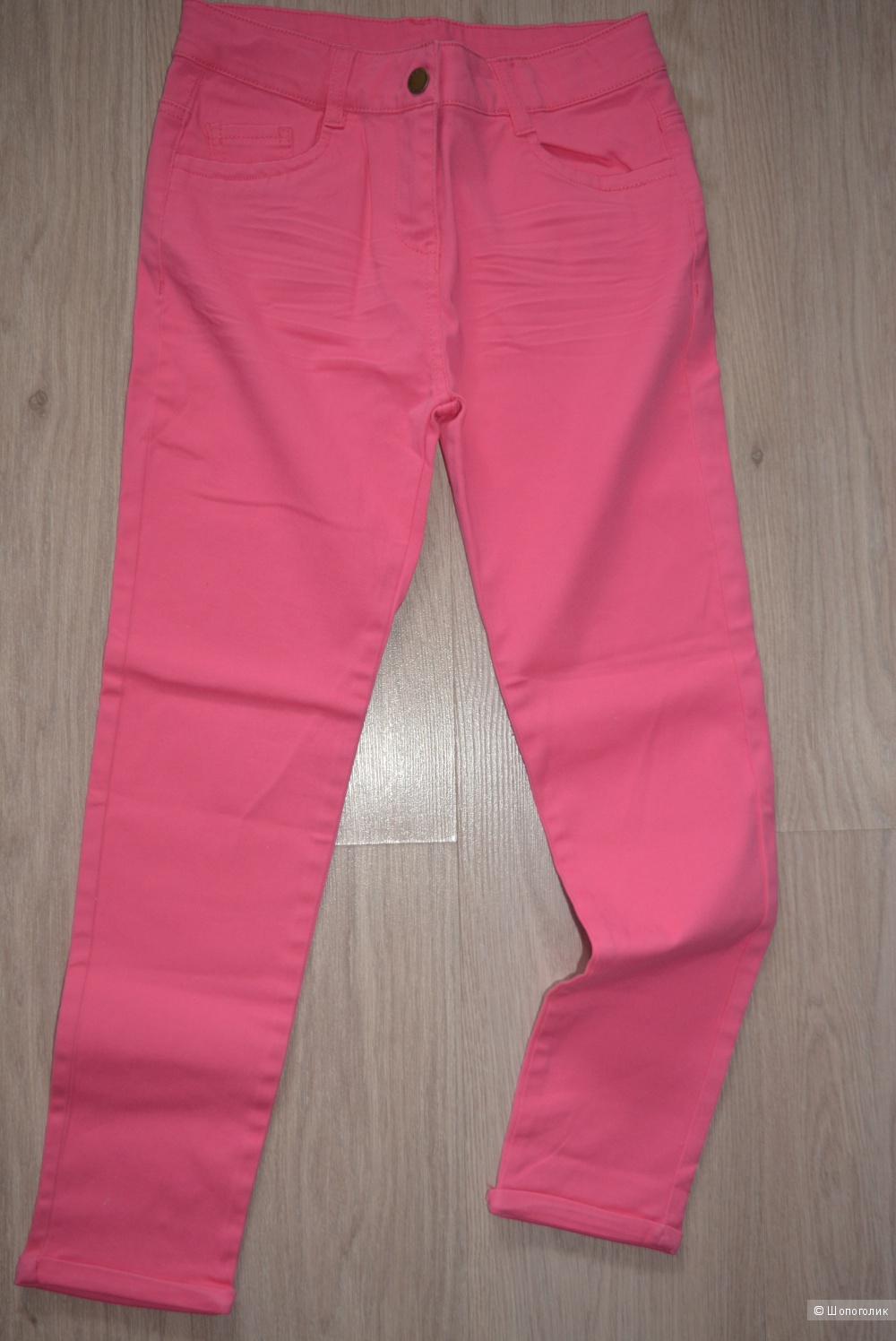 Новые джинсы на девочку 10 лет