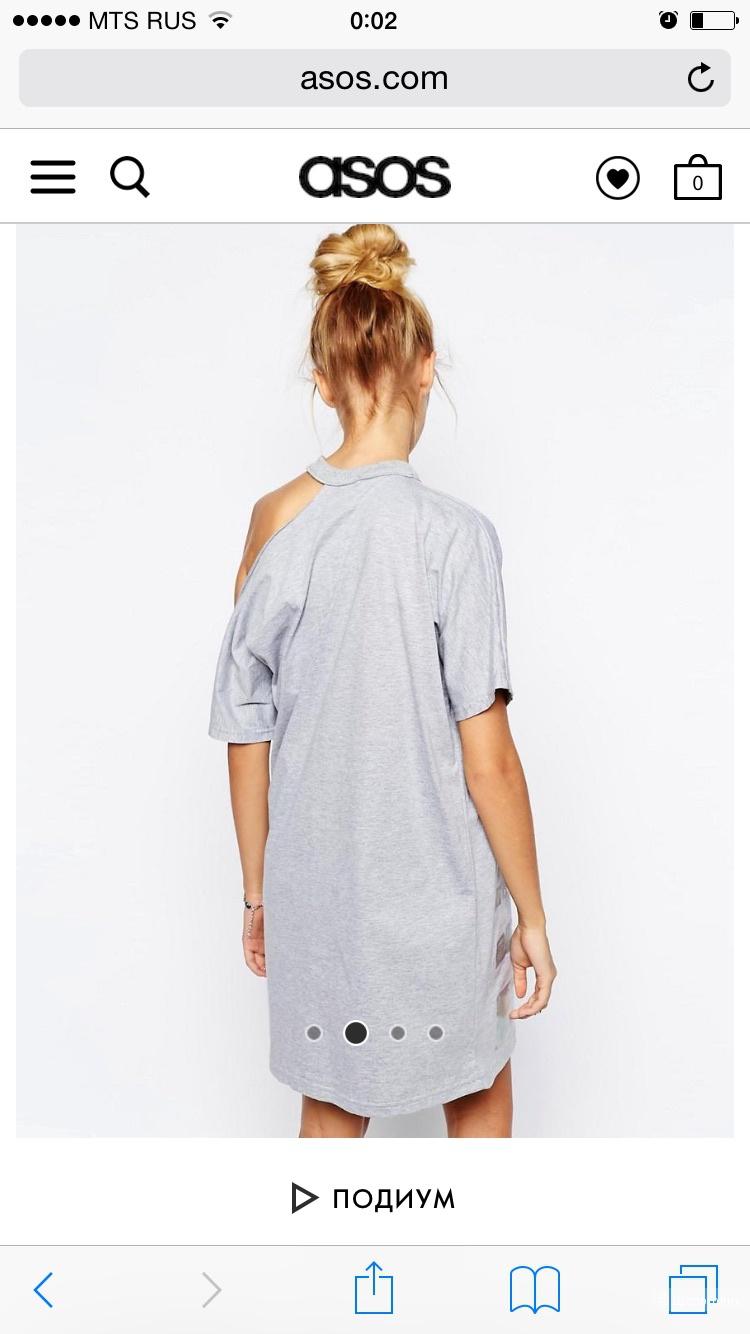 Платье -футболка The Ragged Priest, S