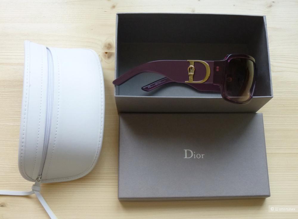 Солнцезащитные очки Dior Cottage 1 (коробка, очешник, тряпочка)