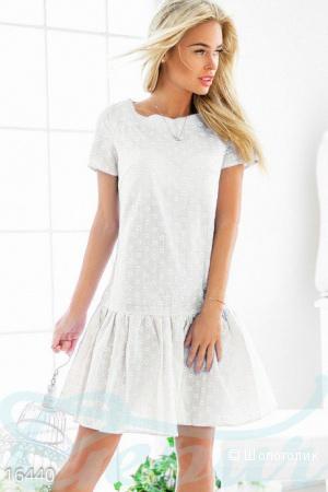GEPUR Платье с ромашками размер L