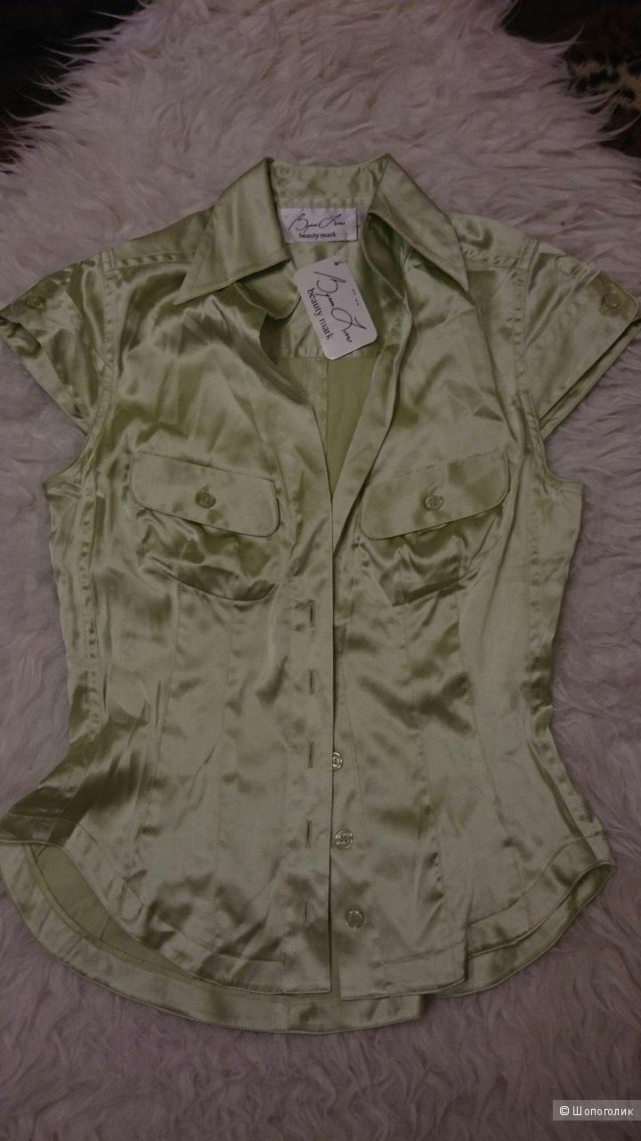 Блуза Byron Lars (США) шелк, размер 4