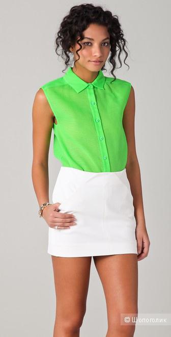 d726a7a3bff Яркая летняя блузка Diane von Furstenberg