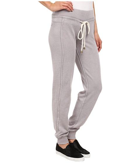 Серые джоггеры Seven7 Jeans: Burnout Banded Bottom Pant