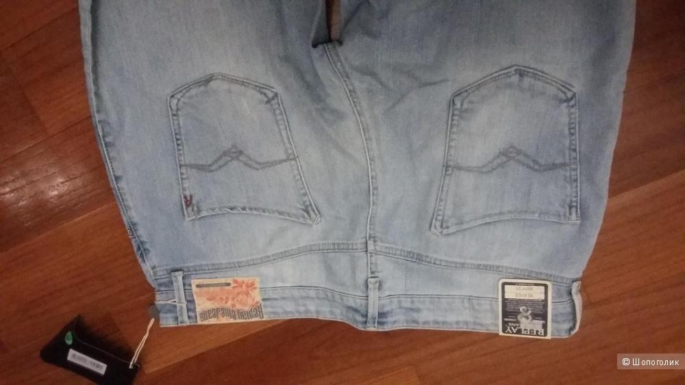 Голубые джинсы Replay, W32L34