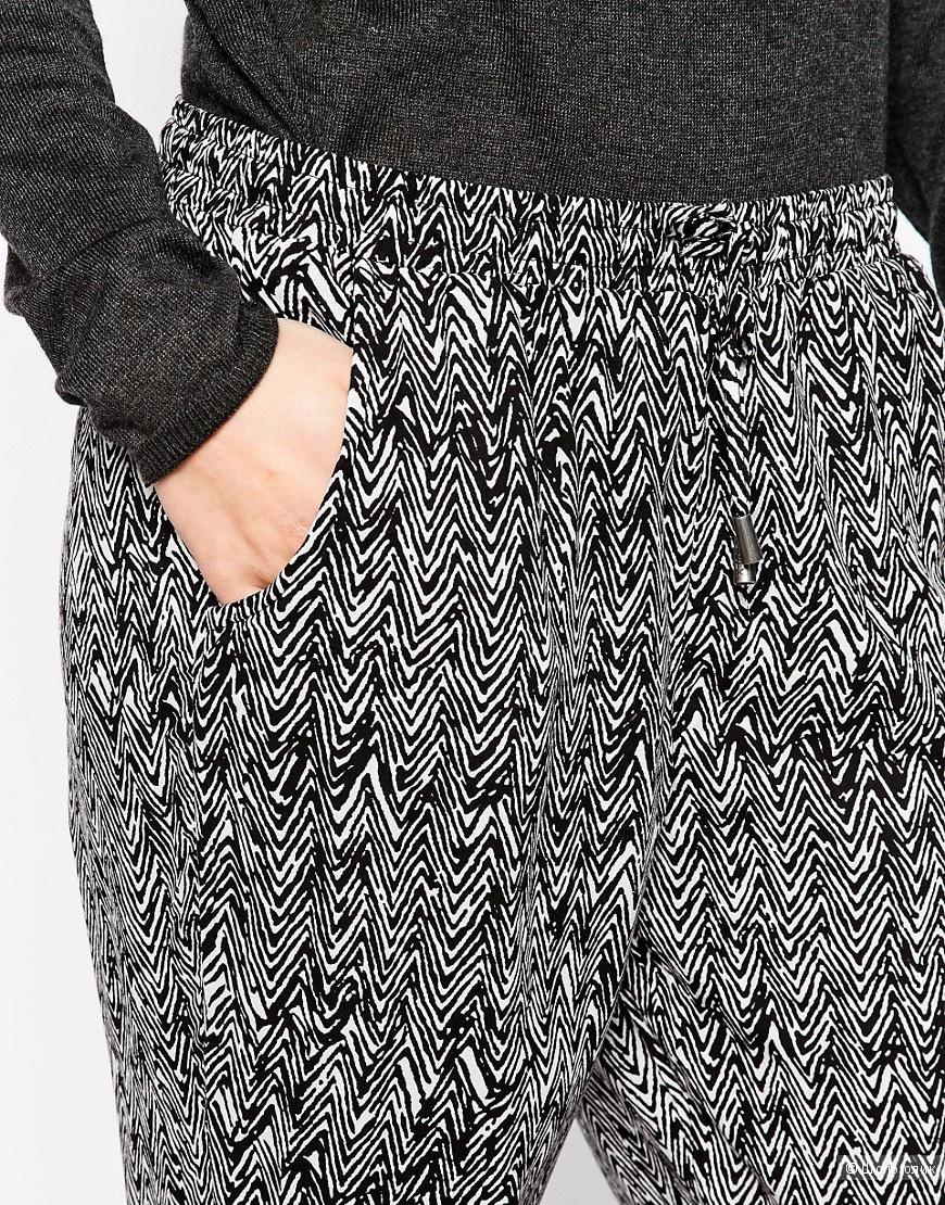 Летние свободные брюки, размер 42 евр.