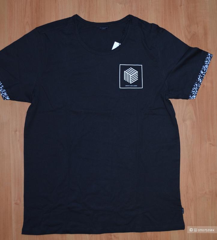 Продам мужскую футболку Jack & Jones
