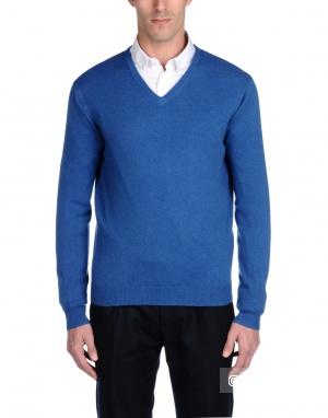 Кашемировый пуловер 8