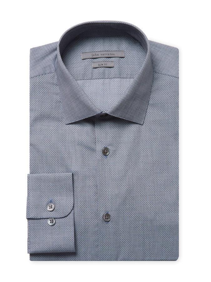 958d5ad0a311df7 Рубашка John Varvatos SlimFit, в магазине Наш пристрой — на Шопоголик