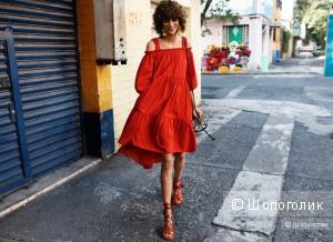 Платье H&M -  хлопок 100%, новое, размер 40EU