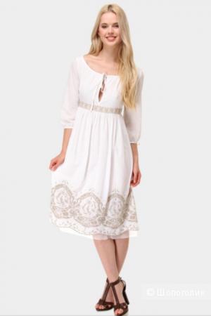 Романтичное платье TWIN-SET SIMONA BARBIERI новое S