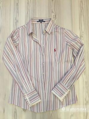 Ralph Lauren S slim fit рубашка женская 42-44