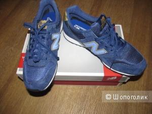 Новые кроссовки New balance 996, новая коллекция, 37 размер, стелька 24,5, натуральная замша.