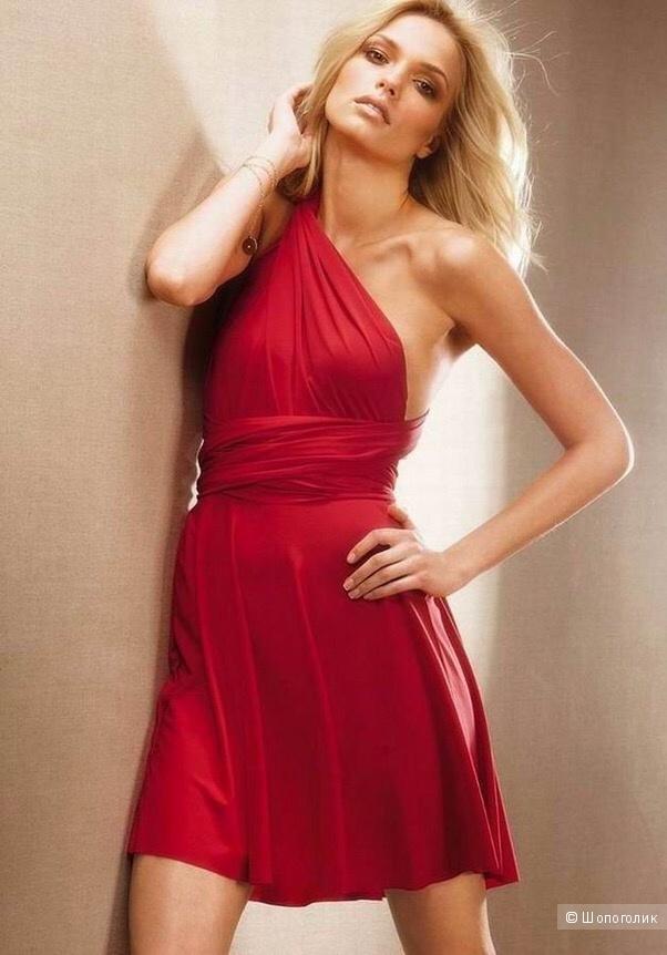 Продам новое платье-трансформер 7 в 1 victoria's secret