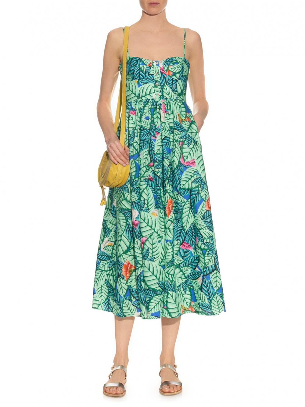Платье Mara Hoffman из последней коллекции новое с биркой,р. 46-48
