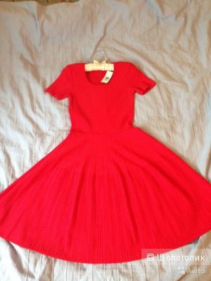 Продам Платье-бандаж Pink tartan ballet dress
