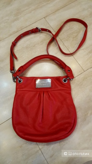 Marc by Marc Jacobs Classic Q Mini Hiller Hobo