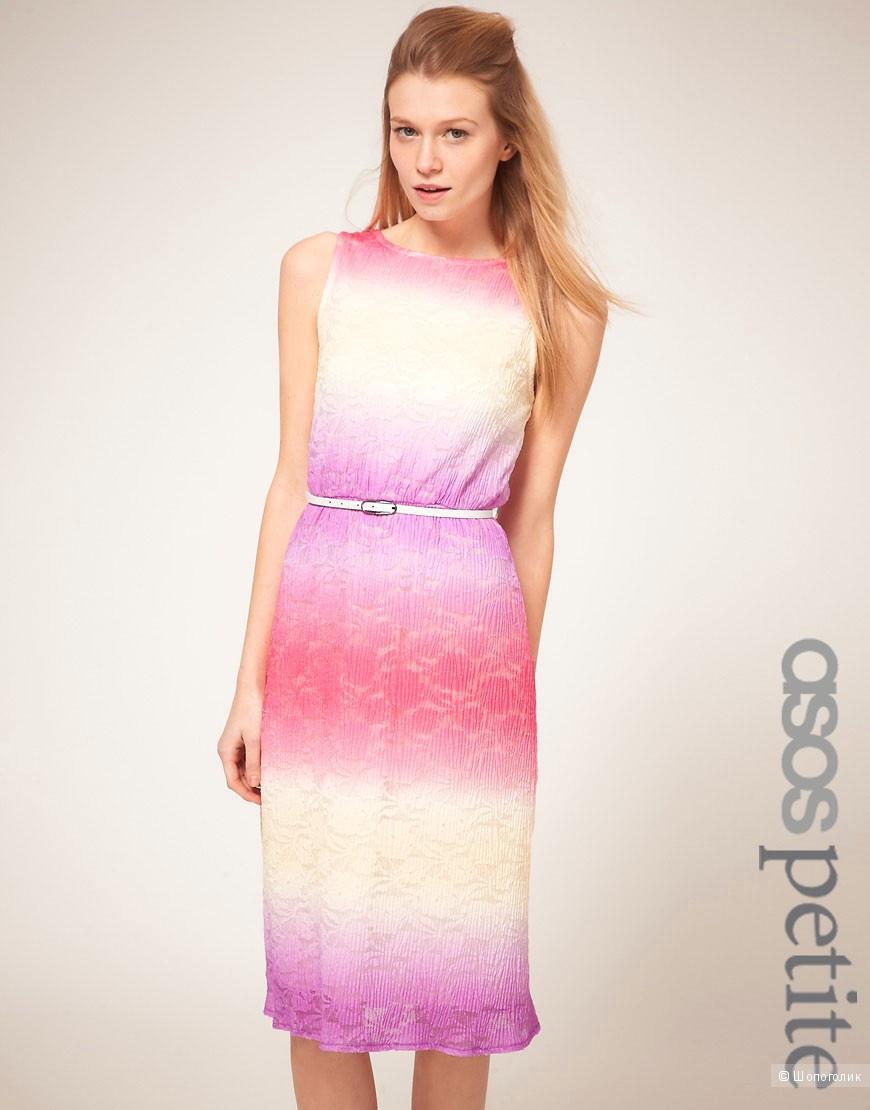 Новое летнее платье Asos UK10