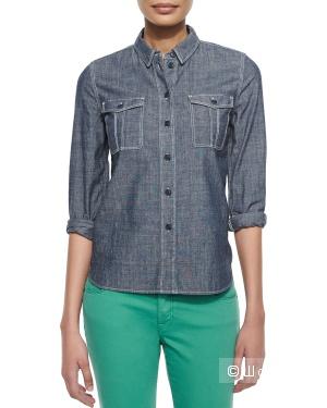 Новая джинсовая рубашка Burberry Brit, р.L