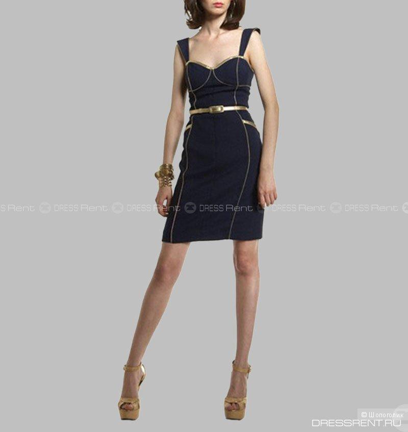 Красивое дизайнерское кокетливое платье от  Yoana Baraschi р.44 Новое