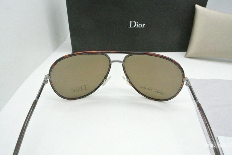 Солнцезащитные очки Dior Homme 0169s Polarized авиатор