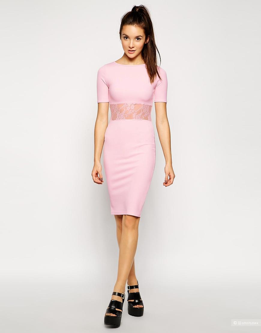 Продам новое розовое платье-футляр фирмы Asos
