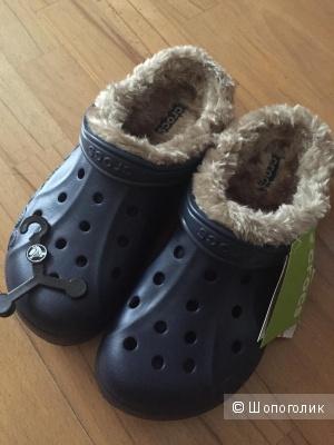 Пристрой Навые мужские Crocs 42р Спб