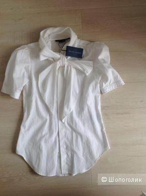 Новая блуза-рубашка Ralph Lauren размер 2