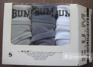 Новый набор мужских плавок BUM