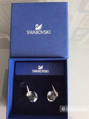 Продам новые серьги Swarovski