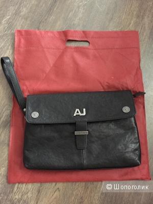 Новая сумка-клатч Armani Jeans