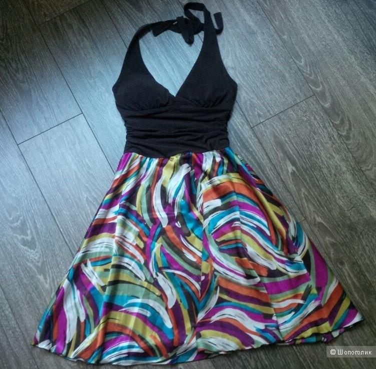 Прекрасное коктельное платье