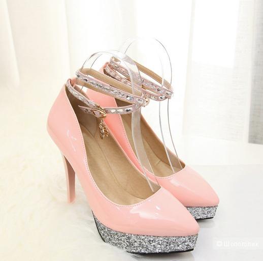 Сказочно красивые туфли
