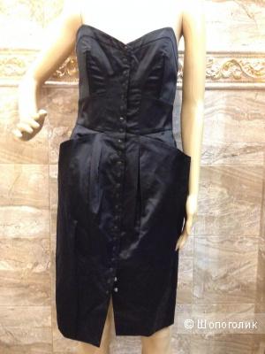 дизайнерское платье  от Tara Jarmon р.44 Новое (с ценником 260 евро)