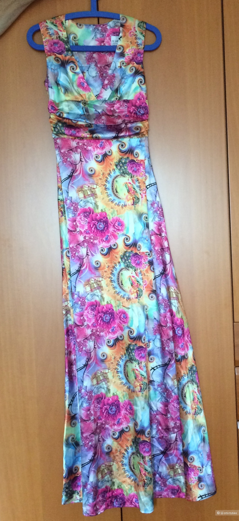 Продам новое maxi платье