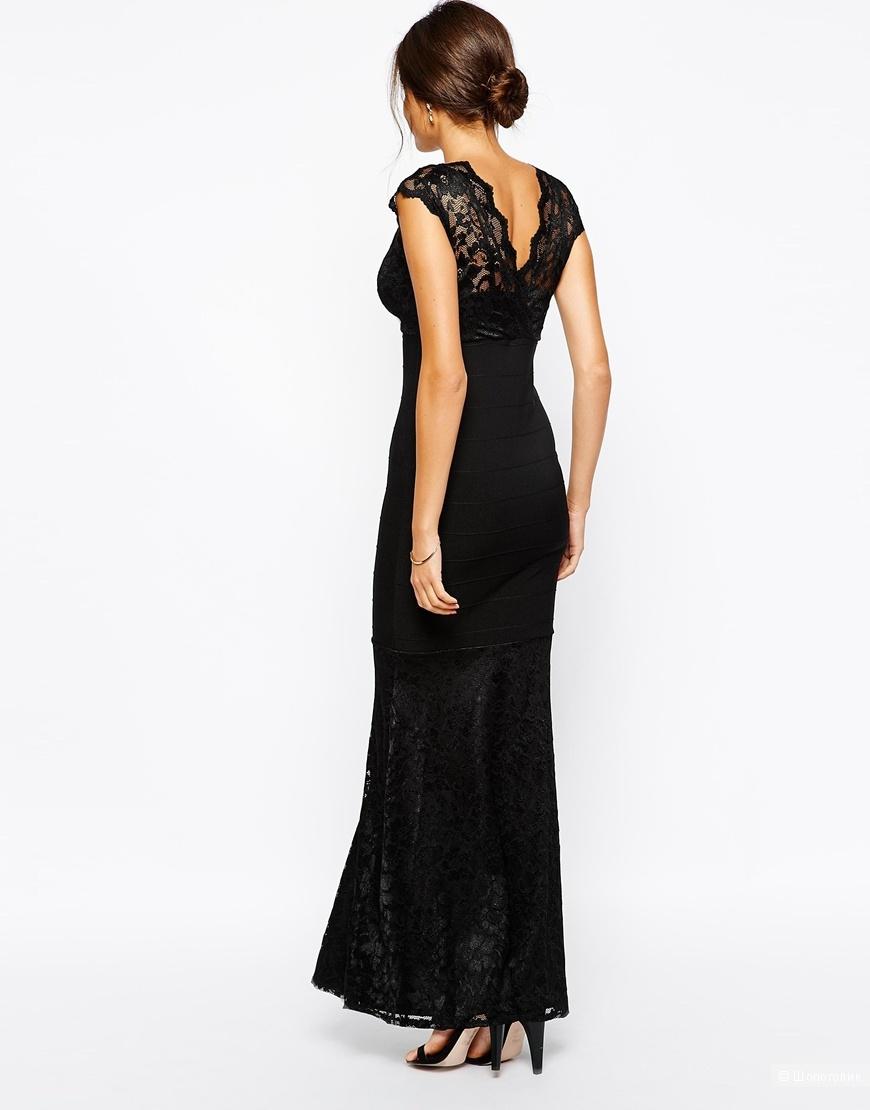 Шикарное бандажное платье Lipsy