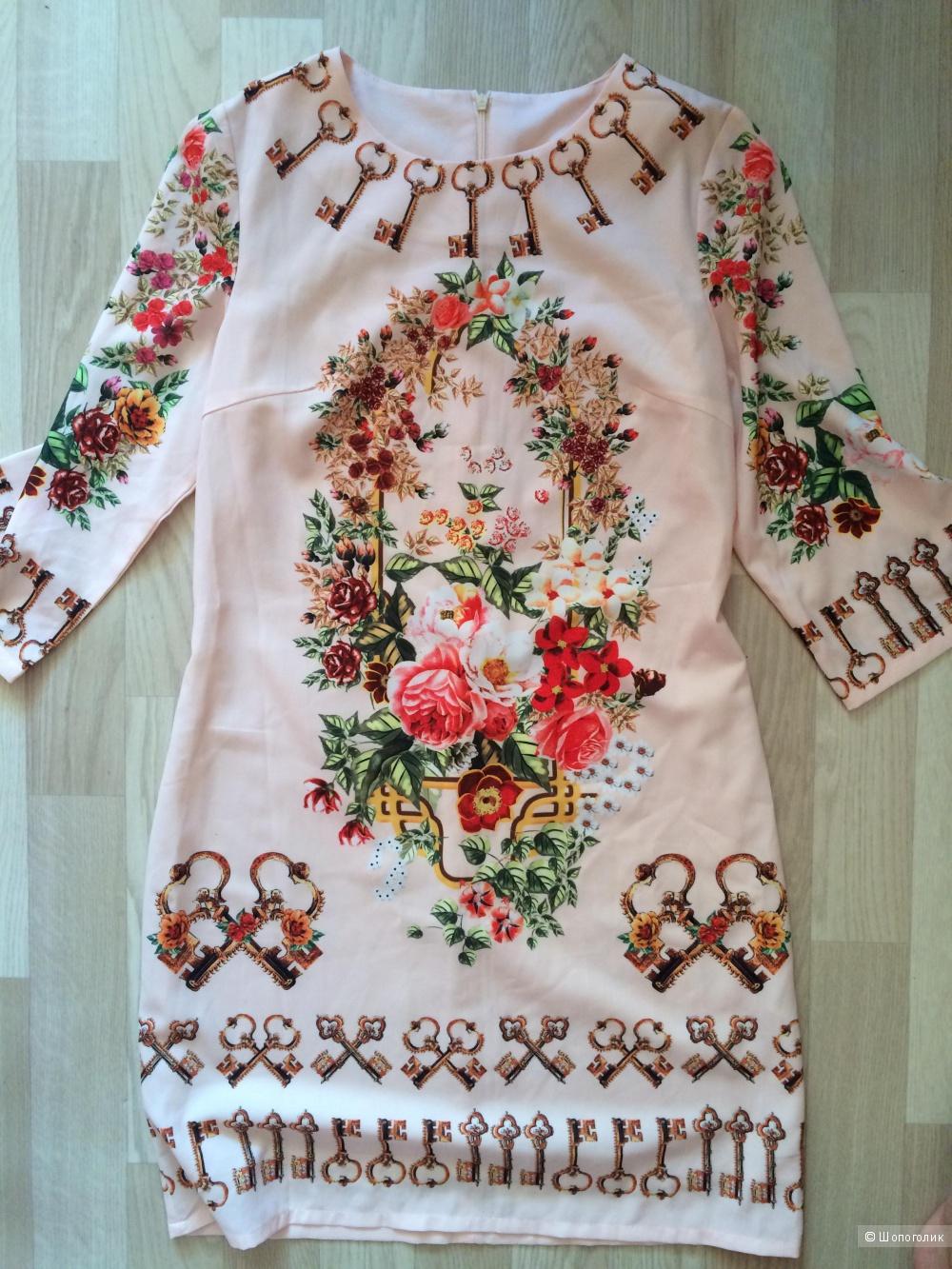 Платье в стиле Dolce