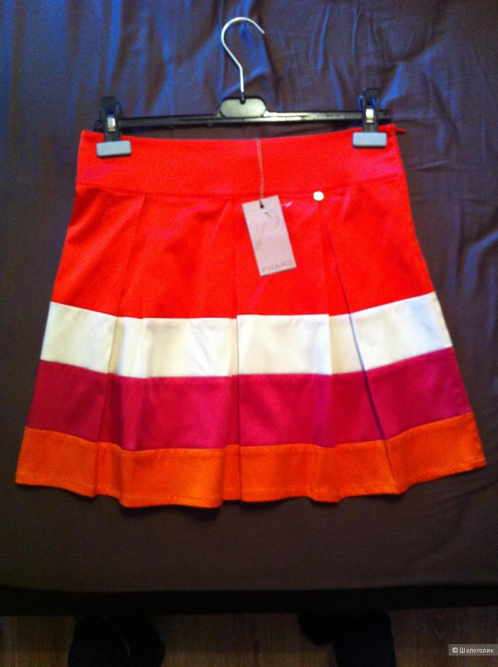 Новая летняя юбка Phard. Италия. Размер 27 (42-44)