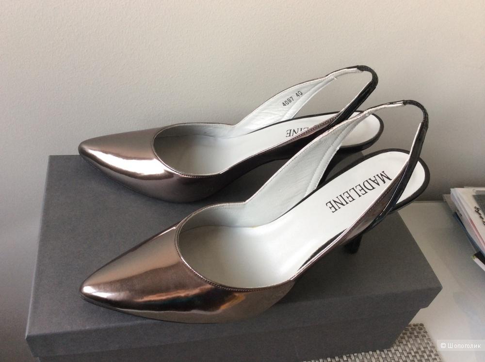 Новые туфли Madeleine. Германия. На 39 размер