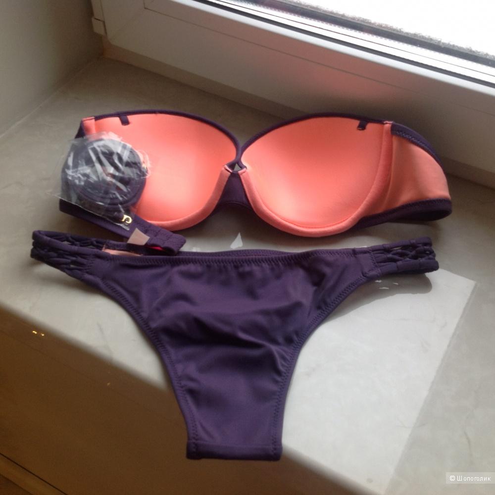 Купальник Victorias Secret push-up пуш-ап 70C XS-S