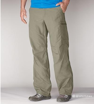 Мужские летние брюки  Eddie Bauer Travex Lite Pant 36х34